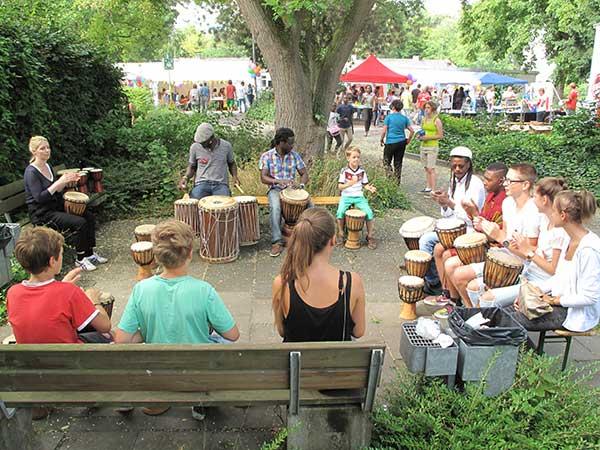 Sommerfest Förderverein krebskranker Kinder Koeln